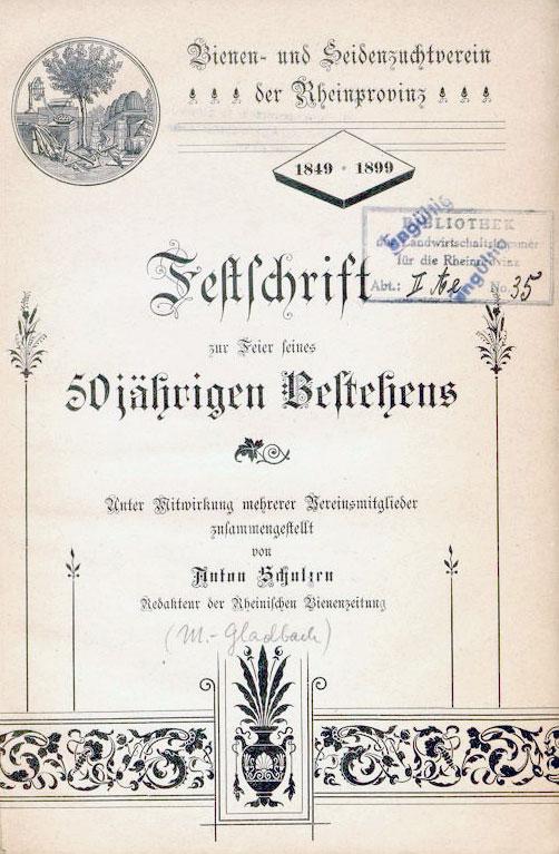 Festschrift_1899